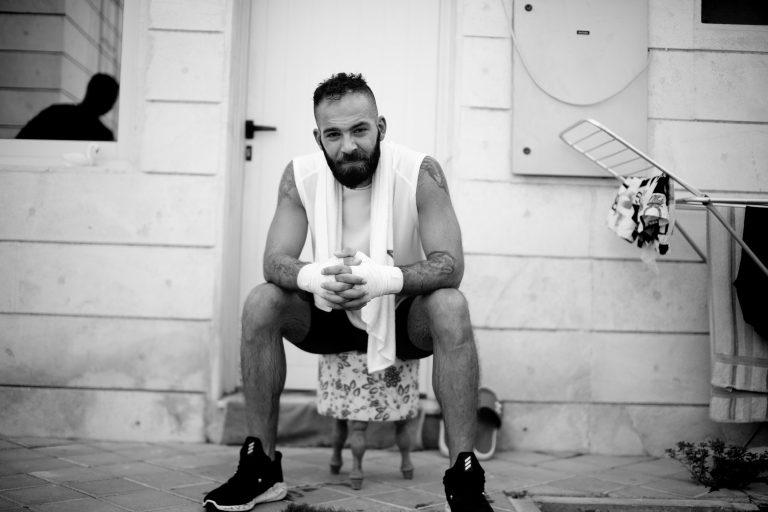 At home jiu Jitsu - MMA - Boxing coaching in Dubai with Coach Marc