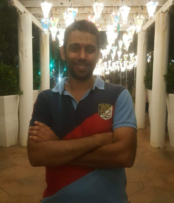 Sharjah PT and Physiotherapist - Mohammed
