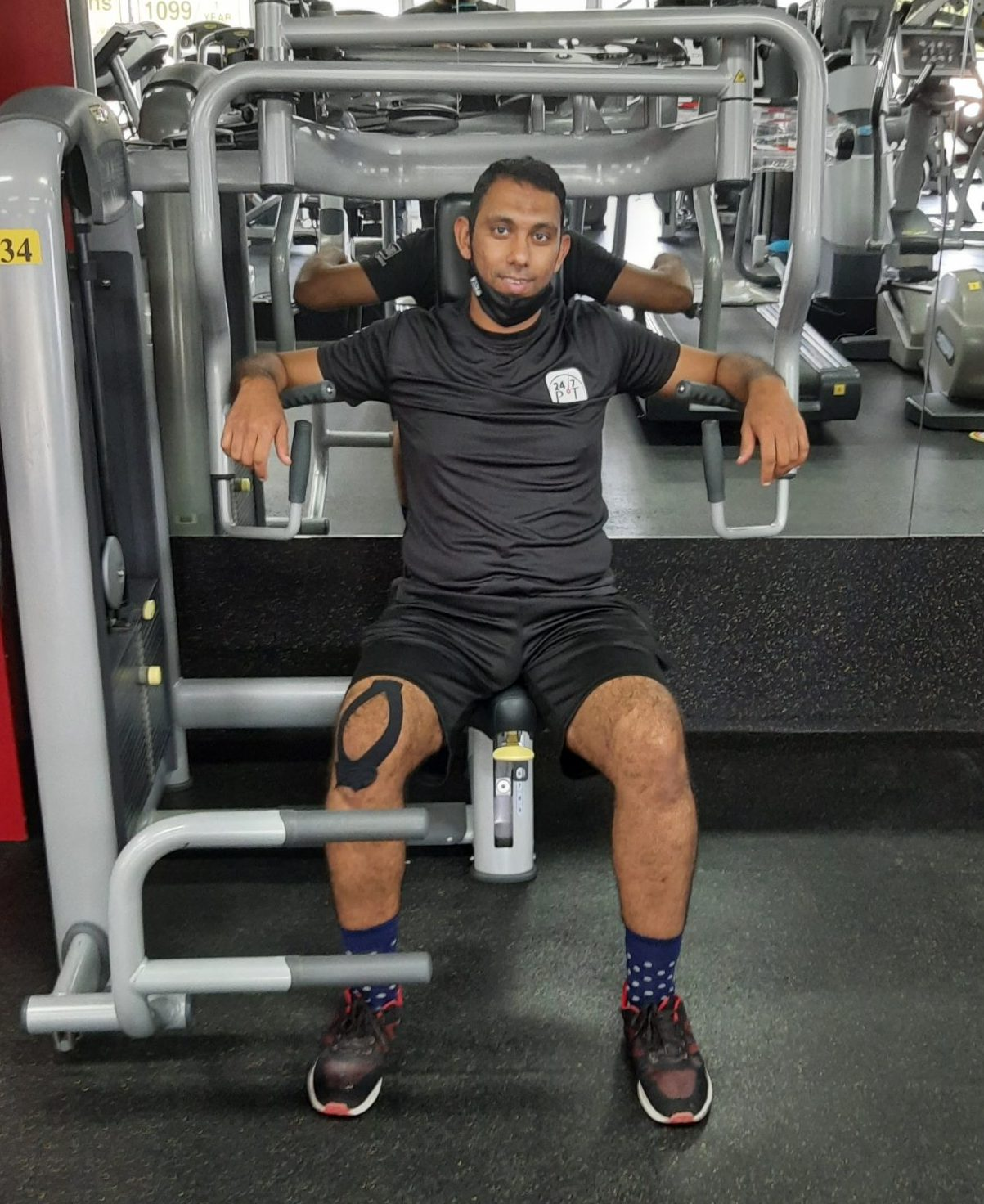 Mohammed Ramadan - Personal Trainer - Physiotherapy In Sharjah
