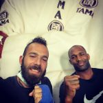 Personal training in Dubai for Jiu Jitsu with Coach Marc