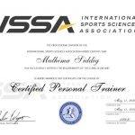 Sharjah PT Mulhima - Personal Training Certificate