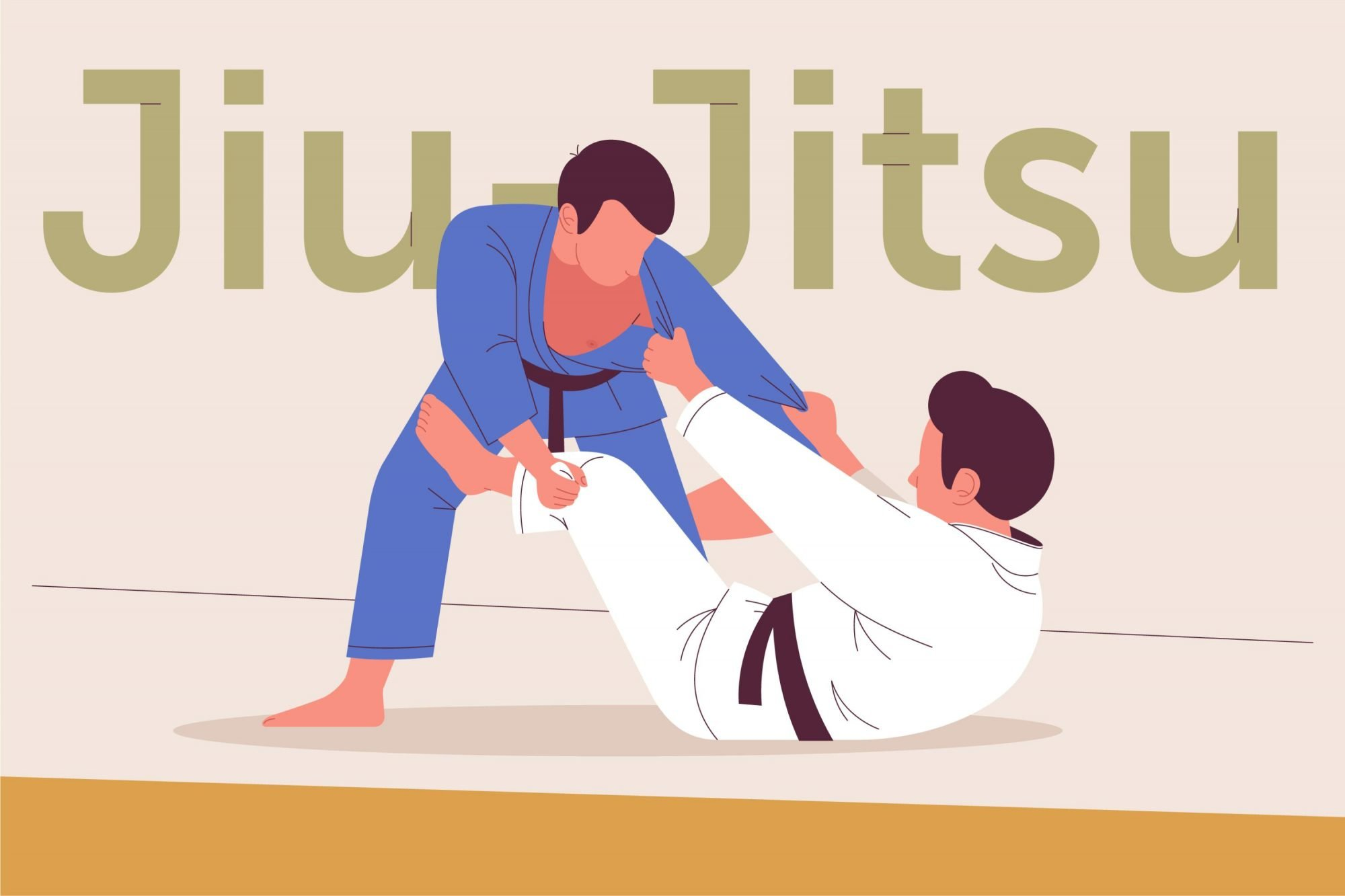 jiu jitsu training in the UAE