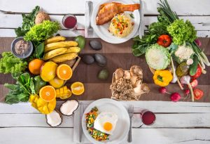 Healthy Food and dieting in Abu Dhabi - PT advice