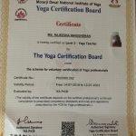 Rajeesha - Yoga Trainer In Sharjah - 200 hour Teaching Certificate