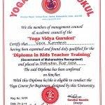 Abu Dhabi Yoga Coach Vera - Yoga For Kids Teaching Certificate