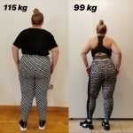 Dubai PT Moh - Client Training Weight Loss Image 1