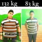 Dubai PT Moh - Client Training Weight Loss Image 2