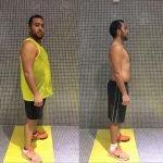 Dubai PT Moh - Client Training Weight Loss Image 3