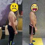 Dubai PT Moh - Client Training Weight Loss Image 4