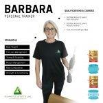 Female Personal Trainer In Abu Dhabi - BARBARA