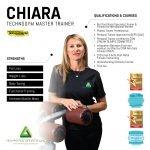 Female Personal Trainer In Abu Dhabi - CHIARA