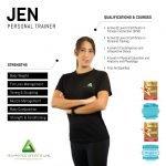 Female Personal Trainer In Abu Dhabi - JENNIFER