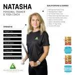 Female Personal Trainer In Abu Dhabi - NATASHA