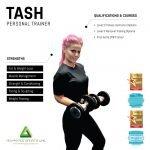 Female Personal Trainer In Abu Dhabi - TASH RICHARDS