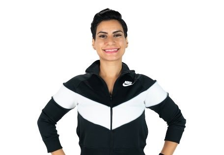 Female Personal Trainer & Yoga Coach In Dubai - Rafaa A