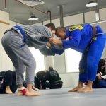 Jiu Jitsu Coaching In Abu Dhabi at home for Adults & Kids with coach Nader