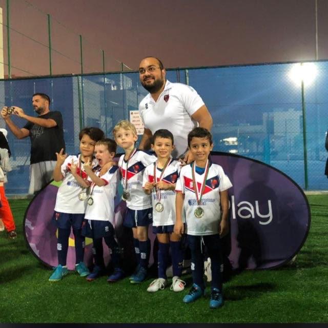 Michel - Football Coach & Kids Fitness Personal Trainer In Dubai