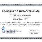 Pilates In Dubai with coach Lara - Traiing Certificate