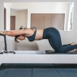 Pilates Reformer lessons for Ladies in Dubai with Personal Trainer Lara