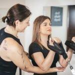 Pilates Training At home for ladies in Dubai with Coach Lara