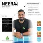 SWIMMING COACH IN ABU DHABI - NEERAJ