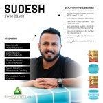 SWIMMING COACH IN ABU DHABI - SUDESH