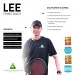 Tennis Coach In Abu Dhabi Lee