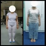Personal Trainer In Dubai Tasneem - Client before and after image 5 - body transformation