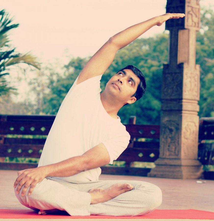 Yoga Coaching In Dubai For Men & Women With Coach Rajesh