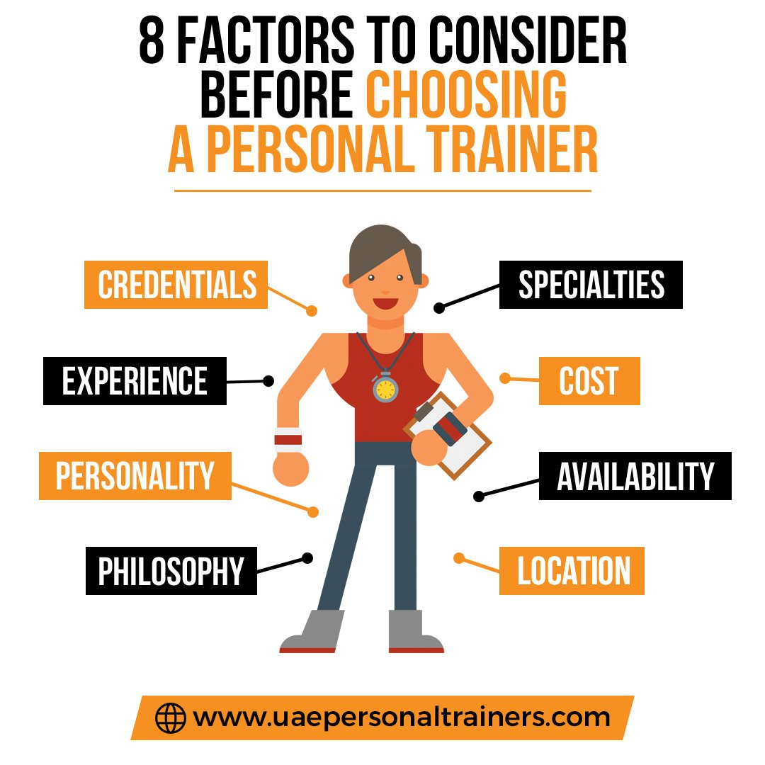 8 things to consider before hiring a personal trainer in the UAE