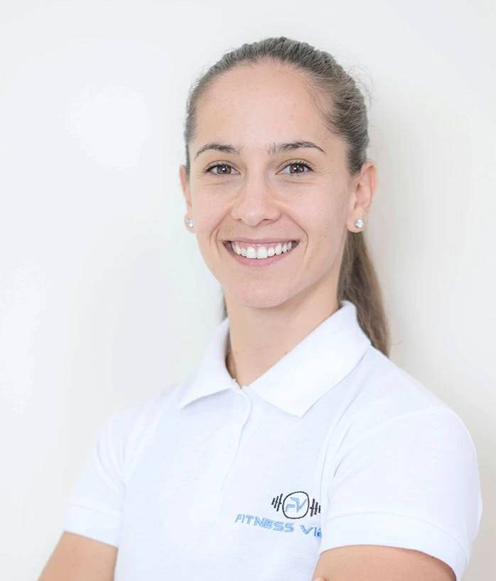 Abu Dhabi Female Kickboxing & Karate Coach Marija