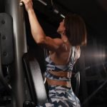Back Muscle Training In Dubai With PT Carina
