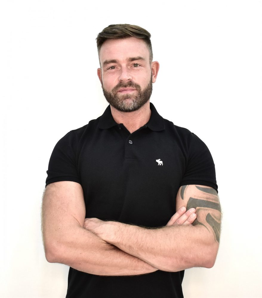 Dubai Personal Trainer - Bodybuilding, Strength, Muscle & Endureance Coaching - John Frankish
