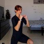 EMA Coaching For Body Toning In Abu Dhabi With Coach Marina