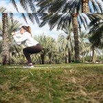 Glute Workouts In Sharjah With PT Reena Ann