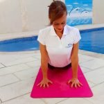 Outdoor Yoga Coaching For Ladies In Abu Dhabi With PT Marina