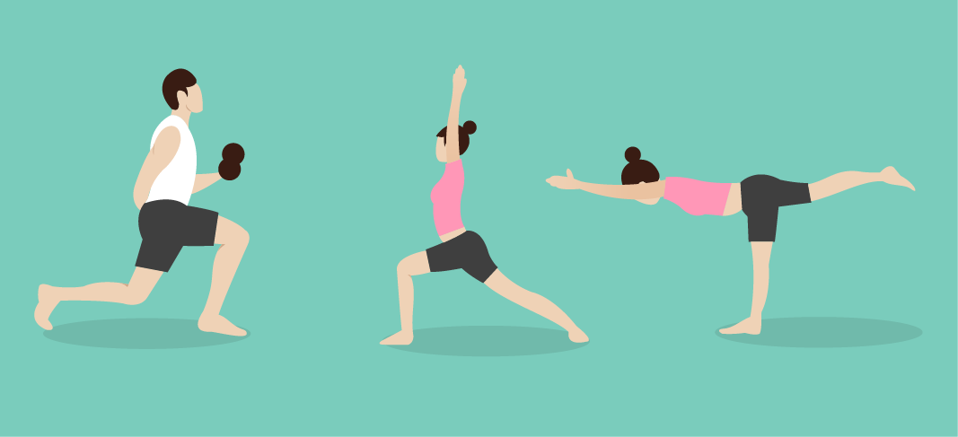 Pilates or Yoga in the UAE - What is the difference