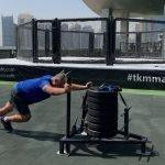 Training In Dubai With PT John Frankish