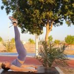 Training Outdoors With Abu Dhabi Personal Trainer Nicole
