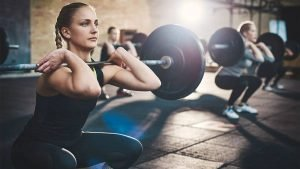 how many times per week to train for weight loss article - uae personal trainers