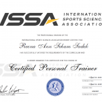 ISSA Registered Personal Trainer In Sharjah - Reena Ann