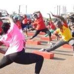 Cardio & Flexibility Training In Abu Dubai with Coach Irene