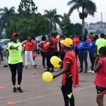 Group Fitness Classes In Abu Dhabi with PT Irene