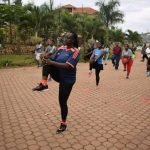 HIIT Group Personal Training In Abu Dhabi With PT Irene