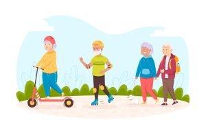6 tips for senior fitness in abu dhabi, dubai and sharjah