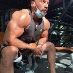 Muscle Personal Trainer in Abu Dhabi - Eslam