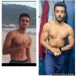 PT In Abu Dhabi Eslam - Client Body Transformation Before and After Image 2