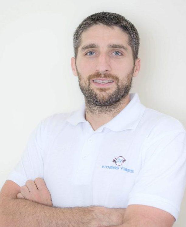 Personal Trainer & Karate Coach In Abu Dhabi Milos