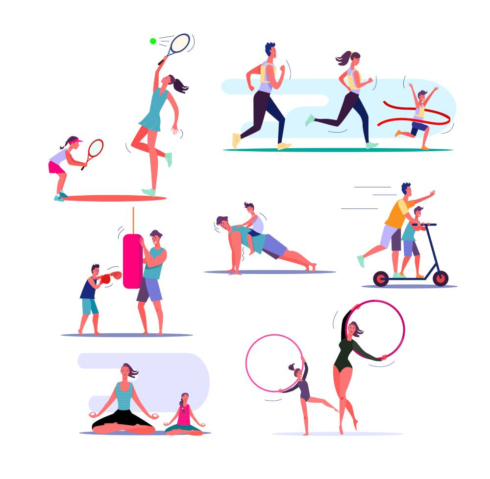 family fitness personal training in abu dhabi and dubai