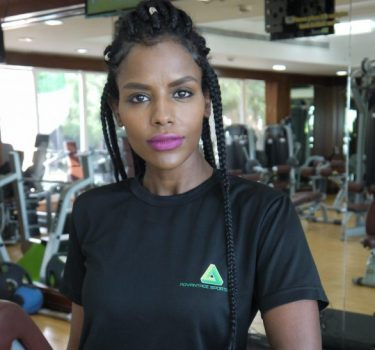 Abu Dhabi PT & Fitness Coach Hamila